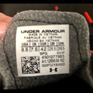 Under Armour Shoes - Under Armour Indoor Soccer Shoes
